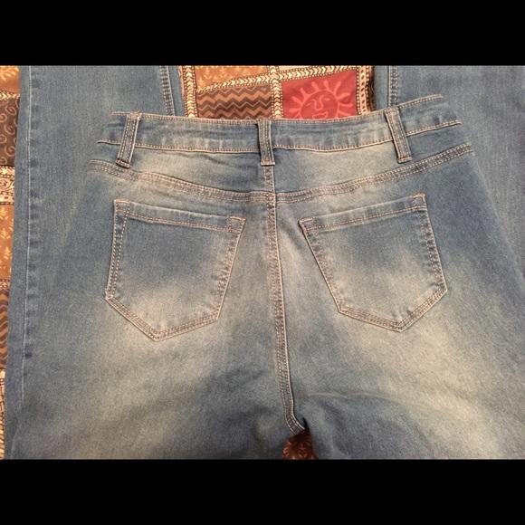 c8036428b ALLOY Denim - Alloy Tall Siena High Waist Skinny Jeans 11 x 35